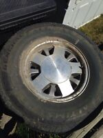 Chevy 1500 2wd rims