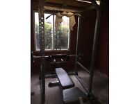 Bodymax Weights Cage