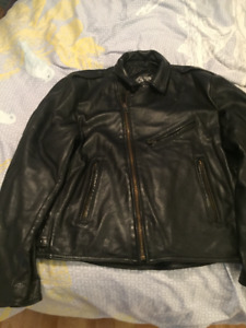 motor cycle leathers & Jackets