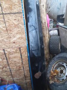 88-98 chevy silverado smoothie front bumper