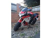 WK SUPERSPORTS 125! (CBR 125 R125 Moped) 2013! M.O.T Quick Sale