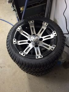 "Golf Cart Tires & RIM's, Alloy Rims for sale! 10-14"" Kitchener / Waterloo Kitchener Area image 9"