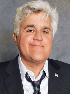Jay Leno- 3RD ROW FLOORS- AT COST- Roy Thompson Hall- April 27