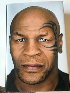 MIKE TYSON THE UNDISPUTED TRUTH HARDCOVER BOOK
