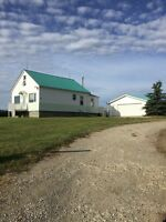 Country home for rent in Delacour on 791 and 564 hwy Ne