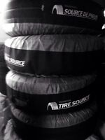 2012 Honda Pilot Steel Rims With Savaro Winter Tires 245/65R17