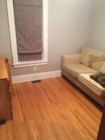 1 bedroom with basement for your own living space