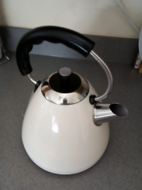 Kettle never used