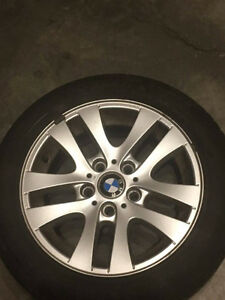 All season tires with BMW rims size  205/55/R16