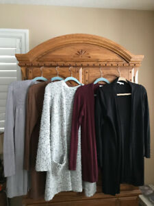 Size Small Cardigans/ Tops ( All in great condition)