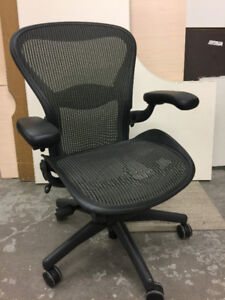 Herman Miller Aeron Size B Fully loaded for $750