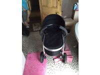 Phil and teds pushchair