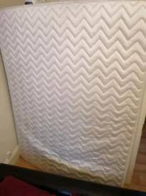 Used King size mattress
