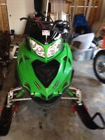 2005 Arctic Cat M7 153""