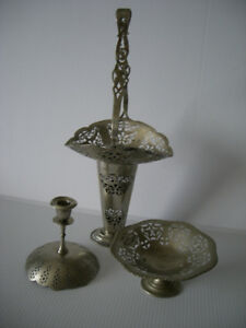 VICTORIAN NICKEL-SILVER WARES