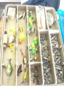 Fishing tackle for sale