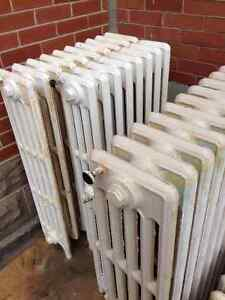 Vintage Radiators from 90 year old home