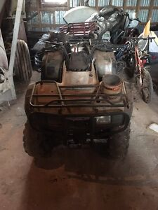 Baja wilderness trail 250 for sale for parts