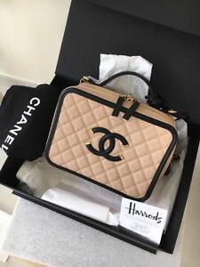 Chanel-Vanity-Case-Filigree-Bag