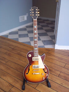 R.M. Olsen and Co - LP Style Semi-Acoustic Guitar