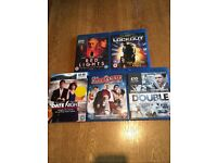 Collection of blu ray films