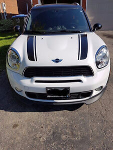 2011 MINI Cooper S Countryman Loaded Package Hatchback