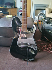 Squier Affinity Stratocaster Modified Electric Guitar