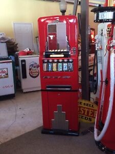 RESTORED 1950's Stoner Candy Vending Machine Kawartha Lakes Peterborough Area image 7