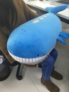 Pokemon Center Wailord Jumbo Plush Stuffed Doll Collectible Large Gift