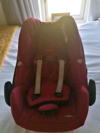Maxi Cosie Pebble car seat