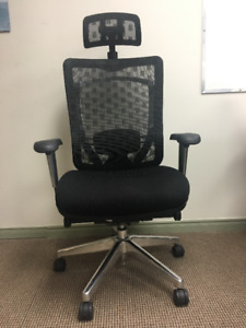 Ergonomic Office Chair - Black