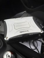Ex-Police Panasonic Toughbook Laptop - Rotating Screen