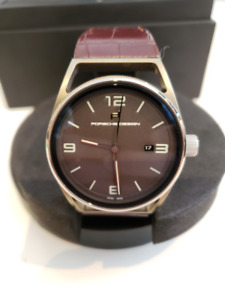 New in Box Porsche Design 1919 DATETIMER ETERNITY Men's Watch