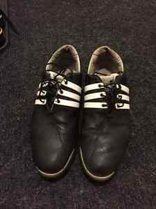 Men's Adidas Adipure Golf Shoes Size 11!