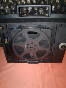 Rare electronic video projector camera others available
