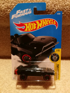 Hot Wheels FAST & FURIOUS 70 DODGE CHARGER.
