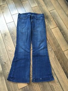 Lot of designer jeans. Size 29 ( 4 pairs)