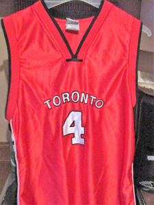 Chris Bosch Raptors Jersey #4 Youth Large