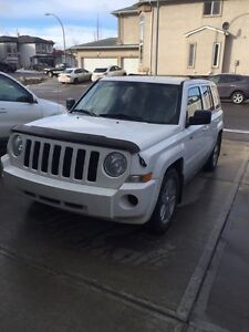 2010 Jeep Patriot North with winter tires