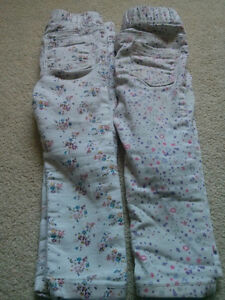 Girls' jeggings Kitchener / Waterloo Kitchener Area image 2