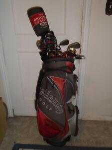 Sporting goods Full Set of Men R/H Callaway Golf Clubs - $650