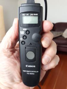 Canon TC-80N3 Timer Remote