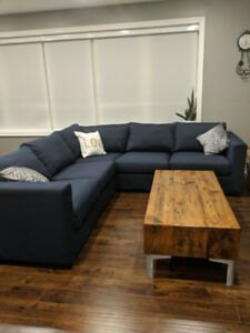 9 month old VIMLE sectional Sofa - $1250 OBO (Pickup only)
