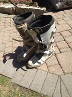 Size 12 thor dirtbike boots