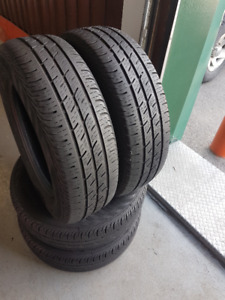 185/65R15 CONTIENTAL MARK, 4 SUMMER TIRE FOR SELL