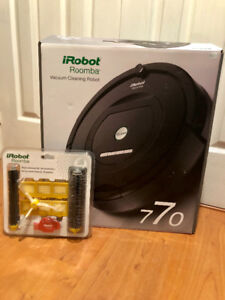 Roomba 770 + replacement kit