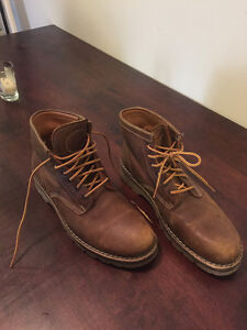 Roots Leather Men Boots