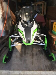 Arctic cat lxr 5000