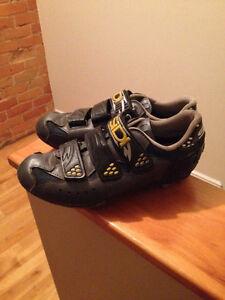 Chaussures de spinning ou MTB de marque SIDI - grandeur 6 femme