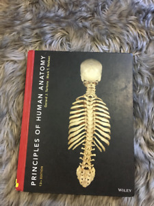 Principles of Human Anatomy (13th Edition)